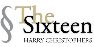 The Sixteen Logo