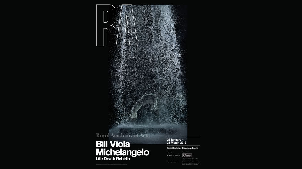Bill Viola Michelangelo