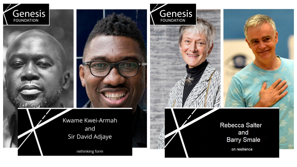 New Genesis Foundation podcasts available now