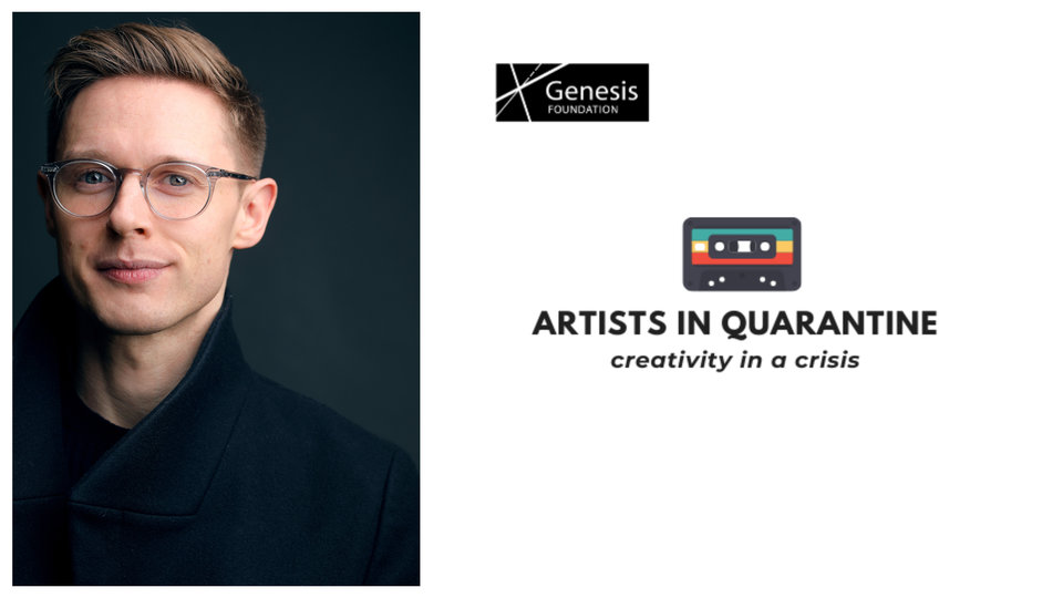 Artists in Quarantine: Sam Barnett