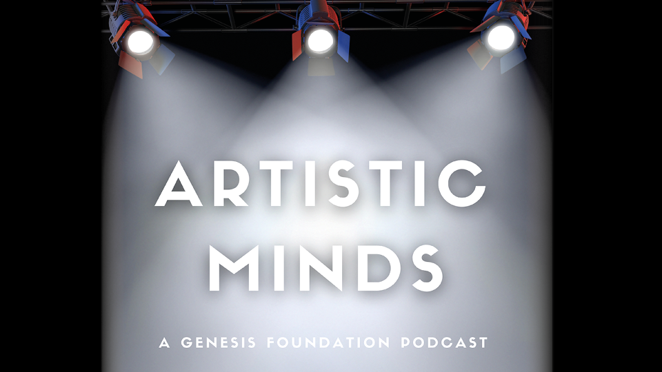 Genesis Foundation podcast cover art