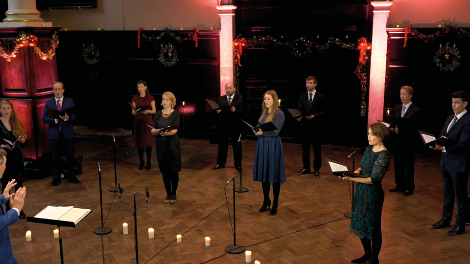 A Christmas Celebration | Online film in aid of the Genesis Kickstart Fund