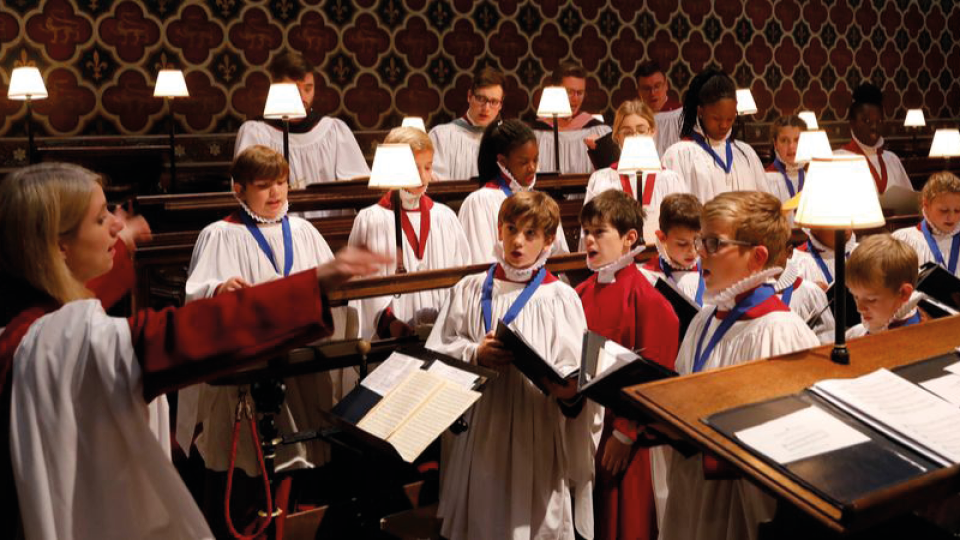 New vibrant partnership with Cathedral Music Trust