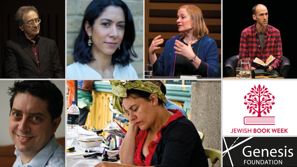 Genesis Jewish Book Week Emerging Writers' Programme launches